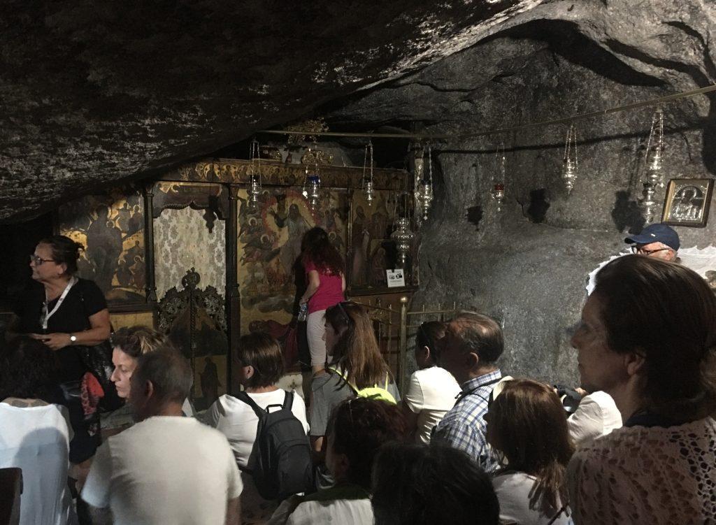 Apocalypse cave